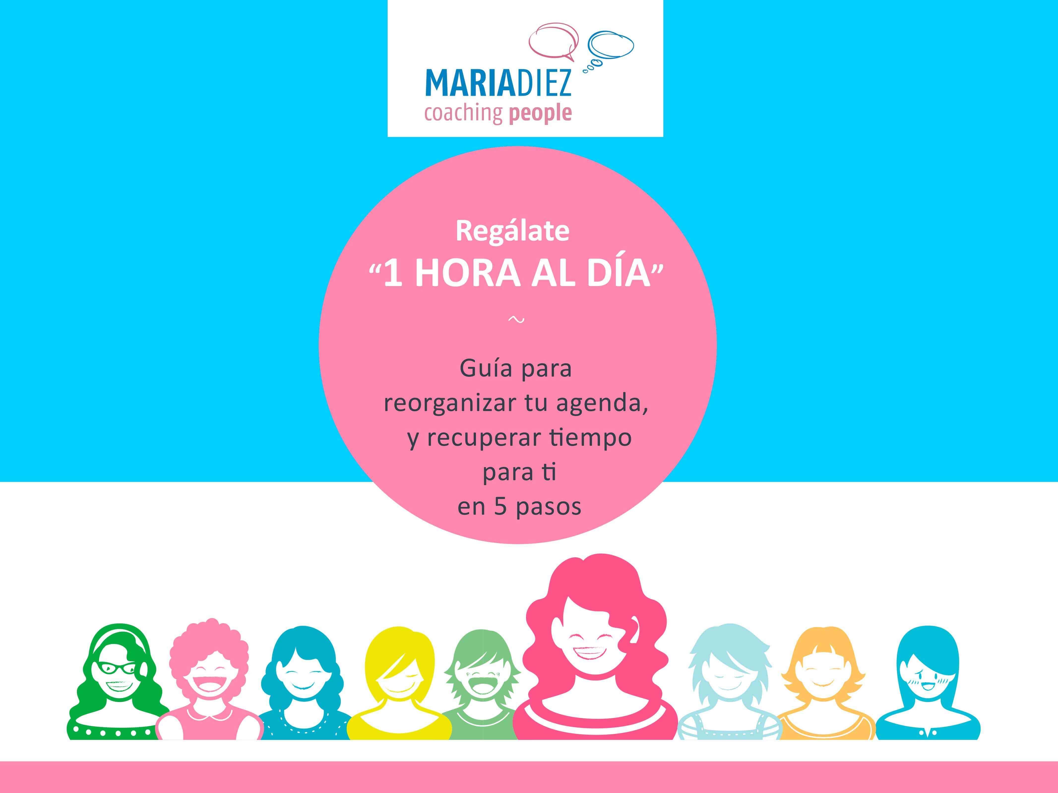 Guia Maria Diez Coach - Regalate 1 hora