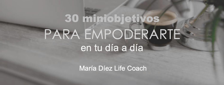 Guia 30 Miniobjetivos para empoderarte