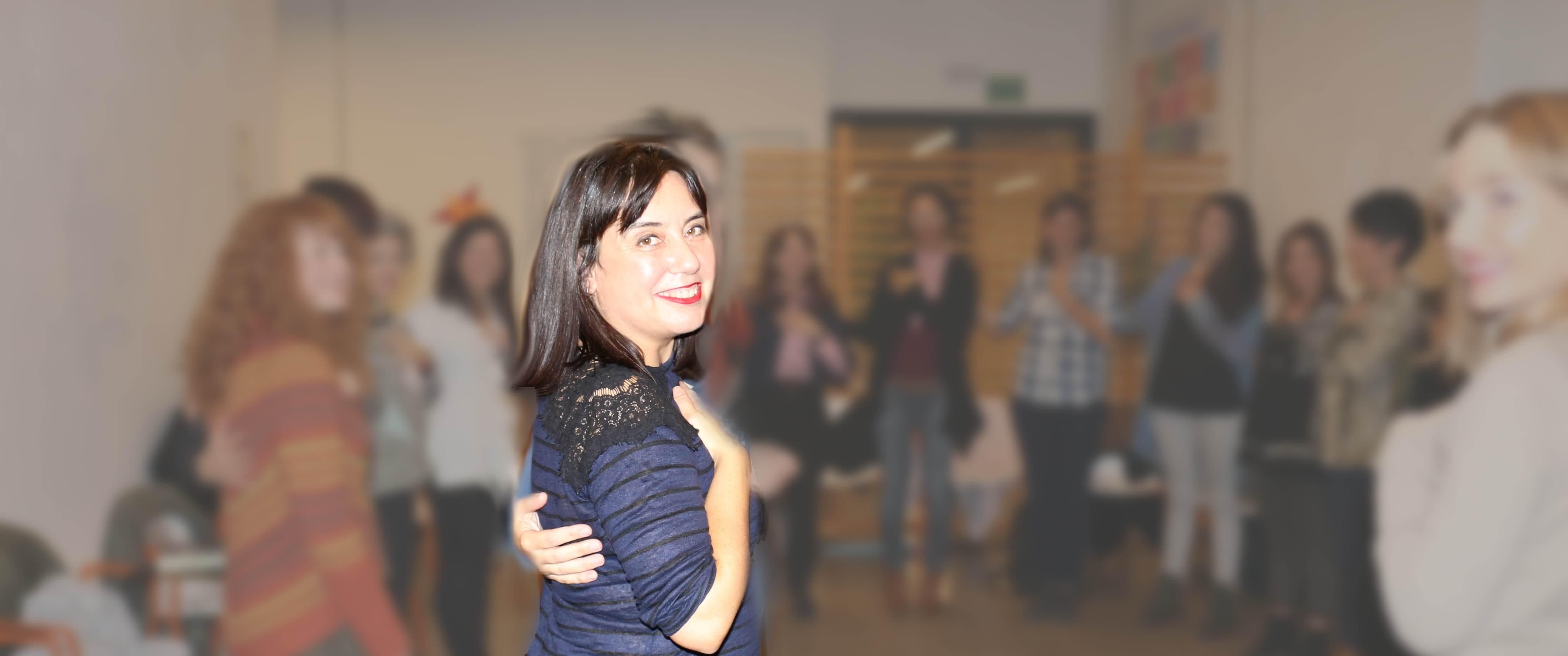 Maria Diez Coach especializada en Mujeres con Responsabilidades Familiares