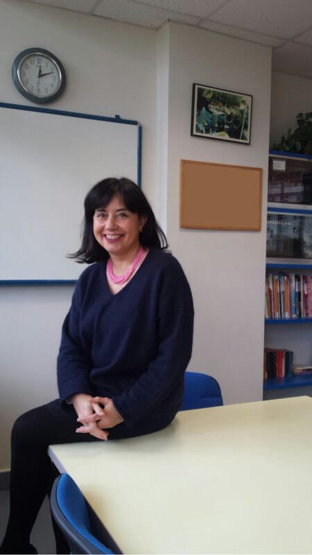Maria Diez Coach Aula
